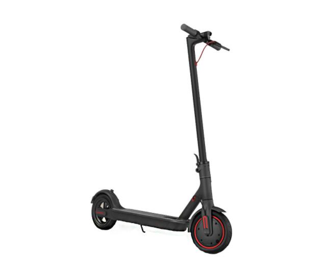 Xiaomi Electric Scooter Pro 300W Motor 3 Speed ​​Modes 25km / h Max. Lezê 45km Mileage Range 12.8Ah Battery System Double Brake Mul
