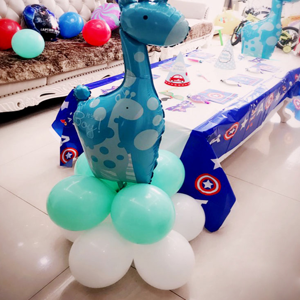 13Pcs/lot 36 Inch Giraffe Birthday Balloons Decoration Animal Wedding Balloon Foil Palloncini Inlatable Ballon Kids Gifts
