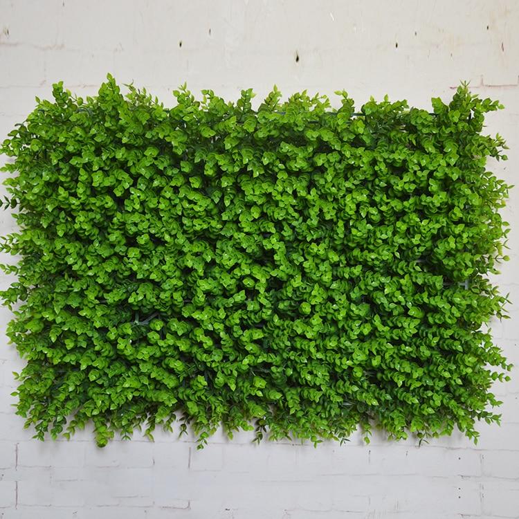 alta calidad x cm verde plantas de adorno de jardn de csped artificial alfombra de csped