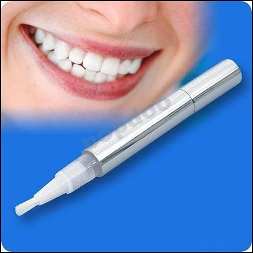 FREE SHIPPING!  50 pcs/lot Tooth Whitening Pen FDA Certified Teeth Whitening 35% or 44% CP