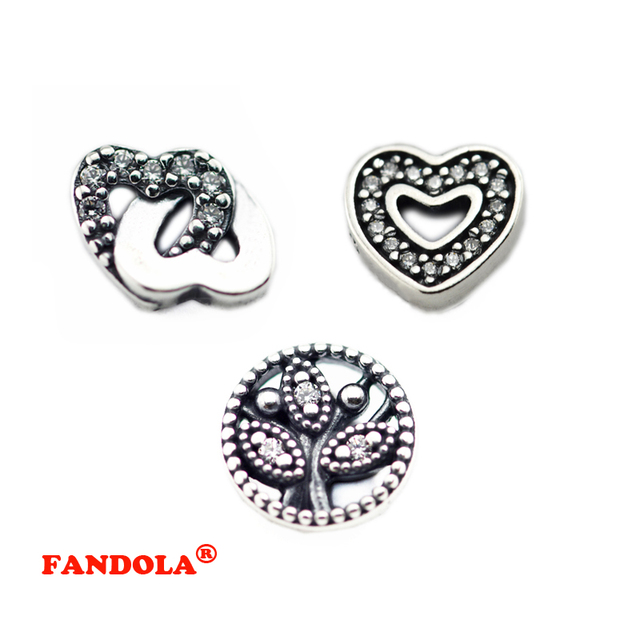 Fits for pandora bracelets floating locket pendant necklace petite fits for pandora bracelets floating locket pendant necklace petite elements pack in silver with hearts and aloadofball Gallery