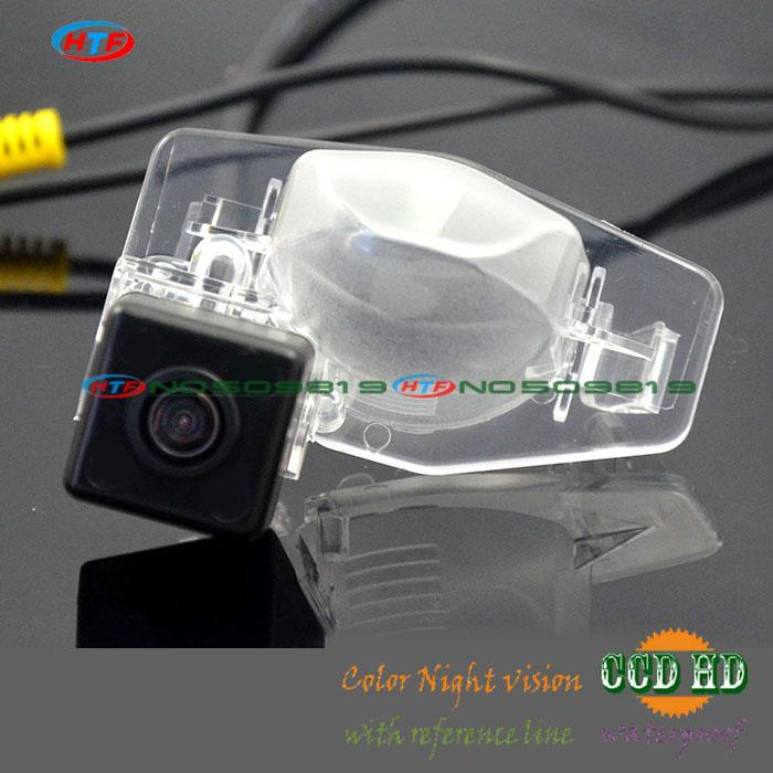 For Sony CCD Honda Fit hatchback CRV Odyssey Car rear view reverse Parking Camera back up