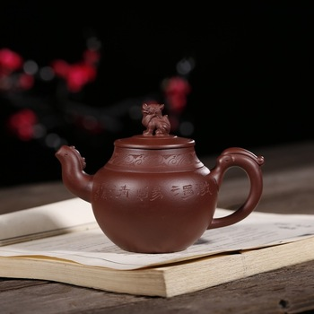 in extremely good fortune out of the purple clay teapot store mixed batch quantity is with preferential treatment