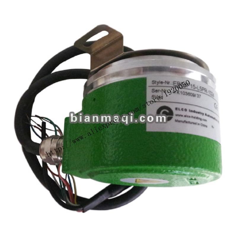 Shelf EB38F8-C4PR-2000L Elco ELCO encoder supplier stock eb38f8 c4pr 2000 adt201 elco elco 2000 line rotary encoder hollow shaft