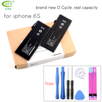 AAAA Best Quality 1715mah Replacement 6 S Batteries For Iphone 6s Mobile Phone Battery Genuine 0