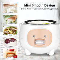 2019 Drop Shpping MEIYUN 1.2L Heating Lunch Box Mini Rice Cooker Multifunctional Portable Electronic Insulation Kitchen