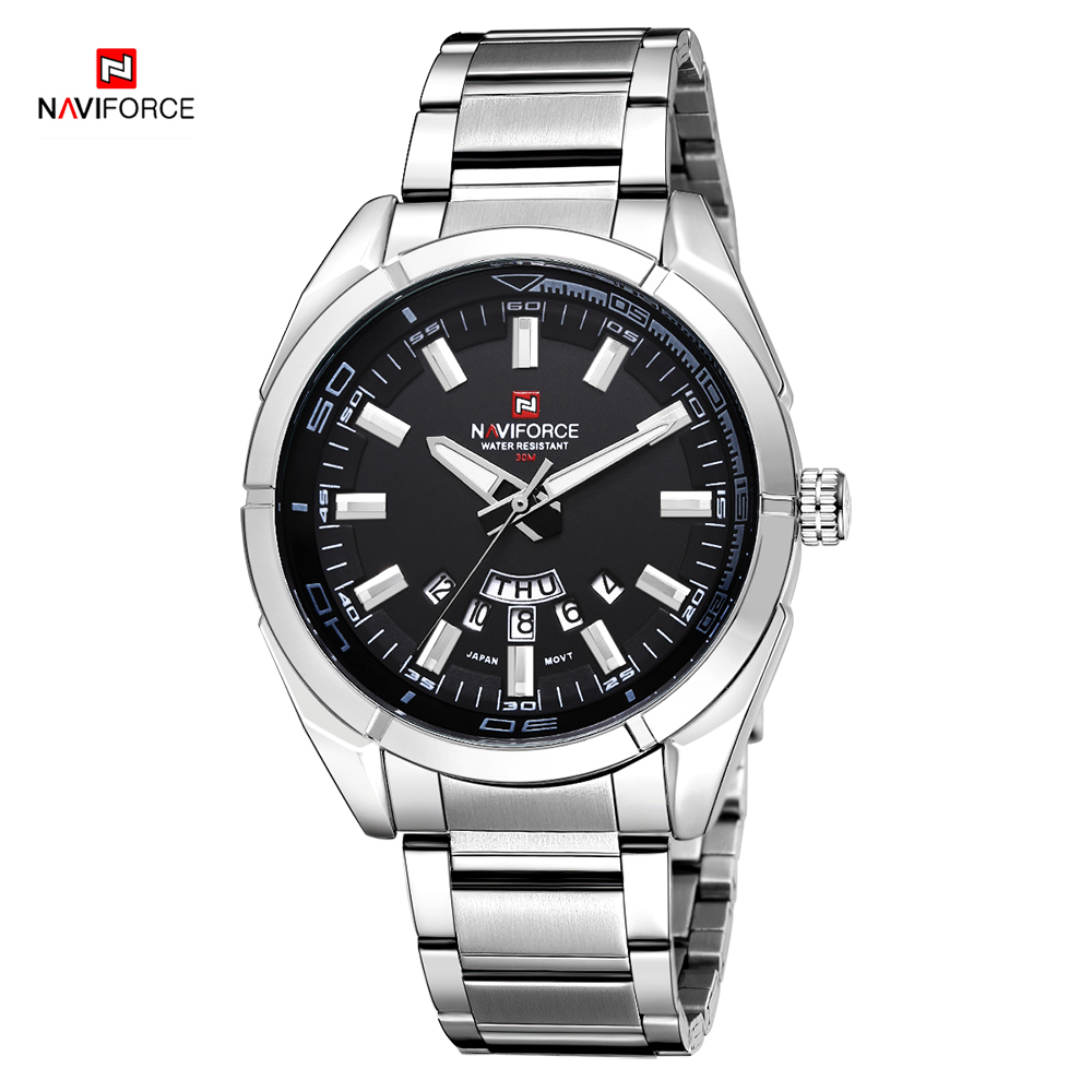 Buy naviforce stainless steel watch men for What watch to buy