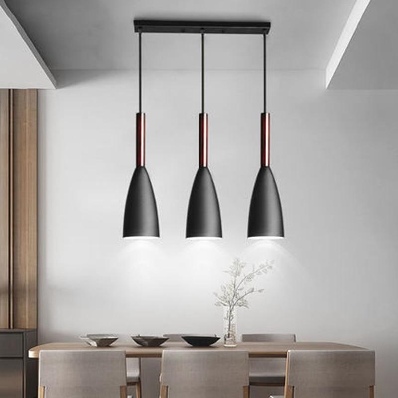 LukLoy Modern Pendant Lights LED Kitchen Light LED Lamp Bedside Hanging Lamp Ceiling Lamps Bedroom Living Room Lighting Fixtures