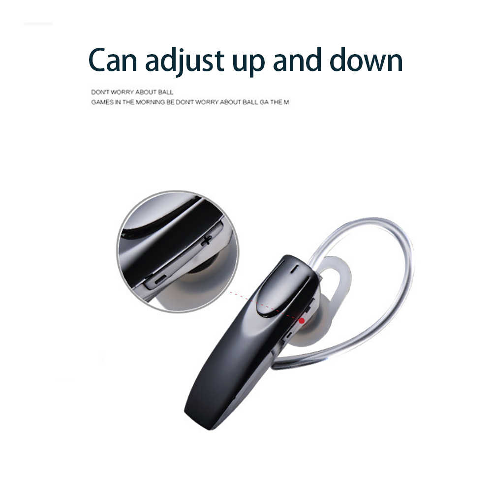 New Mini Wireless Blutooth in-ear earphone Hands Free Earphones Blutooth Stereo Auriculares Earbuds bass Business Headset
