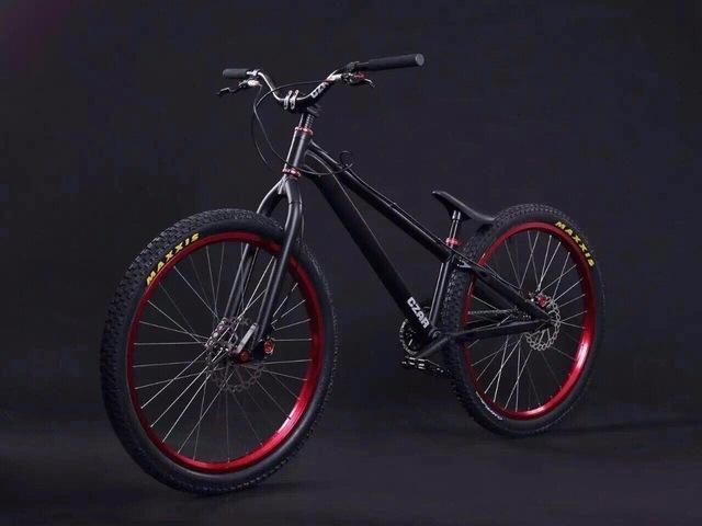 Le plus récent Original ECHOBIKE CZAR 24 pouces essais de rue vélo complet essai vélo ECHO inspiré Danny MacAskill