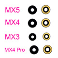 New Camera Glass For MEIZU MX4 MX3 MX5 MX4 pro Camera Glass Lens Housing Parts Replacement + 3M Glue Adhesive