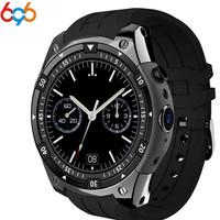 X100 3G Smart Watch MTK6580 Android 5.1 Dual Core Heart Rate GPS WiFi Smartwatch for IOS&Android Samsung gear s3 PK KW88 GW11