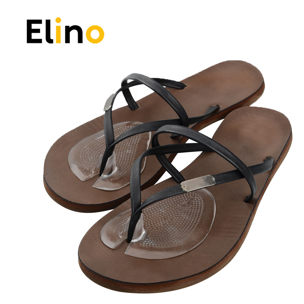2Pair Summer Forefoot Pad Silicone Heel Invisible Flip Flop/Sandals/Slip Resistant Half Yard Pads Insoles Toe insoles