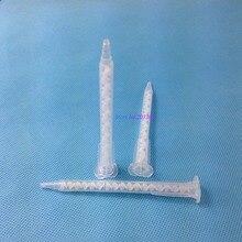 Штык эпоксидная Смола Статического Смесителя MA5.4-17S Смесительные Насадки для двойная Упаковка Эпоксидных Смол