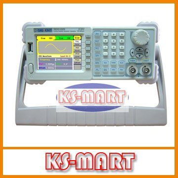 Naked price ~ 20MHz Waveform Generators 125MSa/s sample rate SDG1020 KM5130