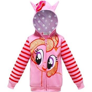 Unicorn Jacket for Girls Pinkie Pie 7