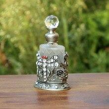 Творческий дом zakka продуктовый флакон духов бронзовый Европейская аристократия высококлассные духи бутылка творческие подарки акции