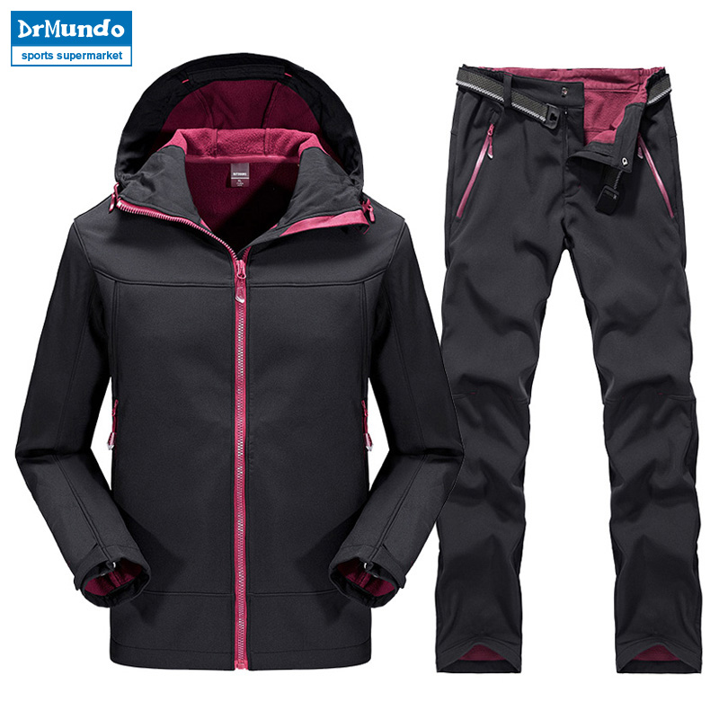 Outdoor Hiking Soft Shell Jacket male Hiking suits soft shell fleece pant Sport Waterproof Breathable Warm Fleece Rain Jacket outdoor hiking soft shell jacket male hiking suits soft shell fleece pant sport waterproof breathable warm fleece rain jacket
