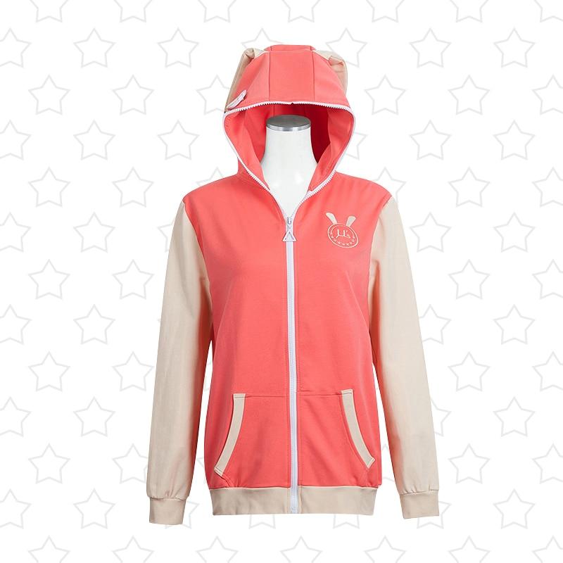 LoveLive Yazawa Nico Hoodie font b Cosplay b font Costumes Jacket Love Live u s SIF