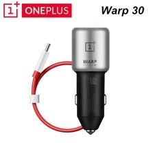 Orijinal Oneplus Çözgü Şarj 30 araba şarjı 5 V 6A Max Oneplus Için 7 Pro Normal QC Oneplus Seyahat Için Paket /5/5 T/6/6 T/7
