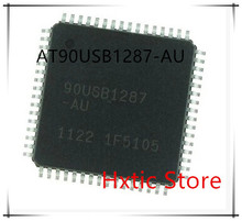 10PCS/lot New original AT90USB1287-AU AT90USB1287 90USB1287-AU QFP64 IC