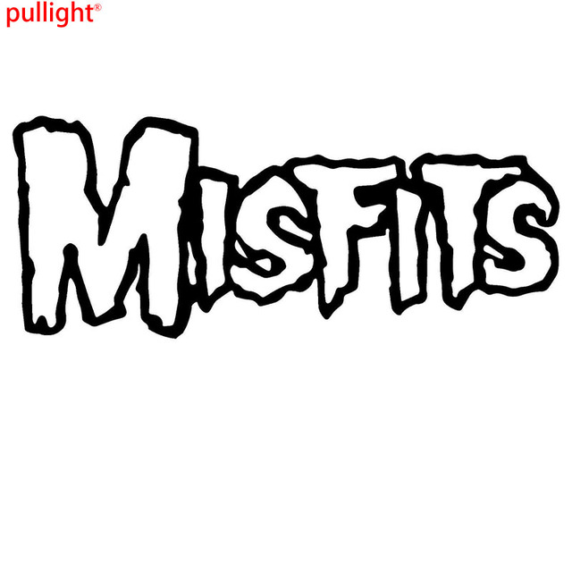 Misfits band rock music graphic die cut decal sticker car truck boat window