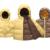 Buenos Ninos Niños Pato Abajo Chaqueta de la Capa Niños Y Niñas Sin Lados Usan Chaquetas Con Capucha de Down Parkas prendas de Vestir Exteriores