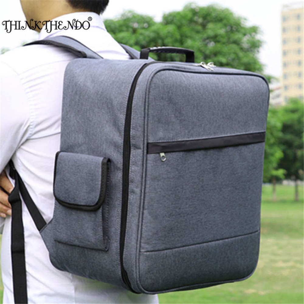 THINKTHENDO Hot Sell 1Pc Backpack Shoulder Bag Carrying Case For DJI Phantom 4 Phantom 3 Quadcopter