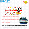 accessories Cartoon Mickey mouse front window sunshade Foils Windshield Visor Cover UV Protect Car window Film sun shade  WD-134