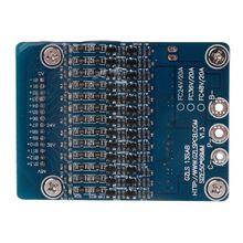 Li Ion Lithium Mobiele 20A 18650 Batterij Bescherming Bms Pcb Board Balance 13S 48V
