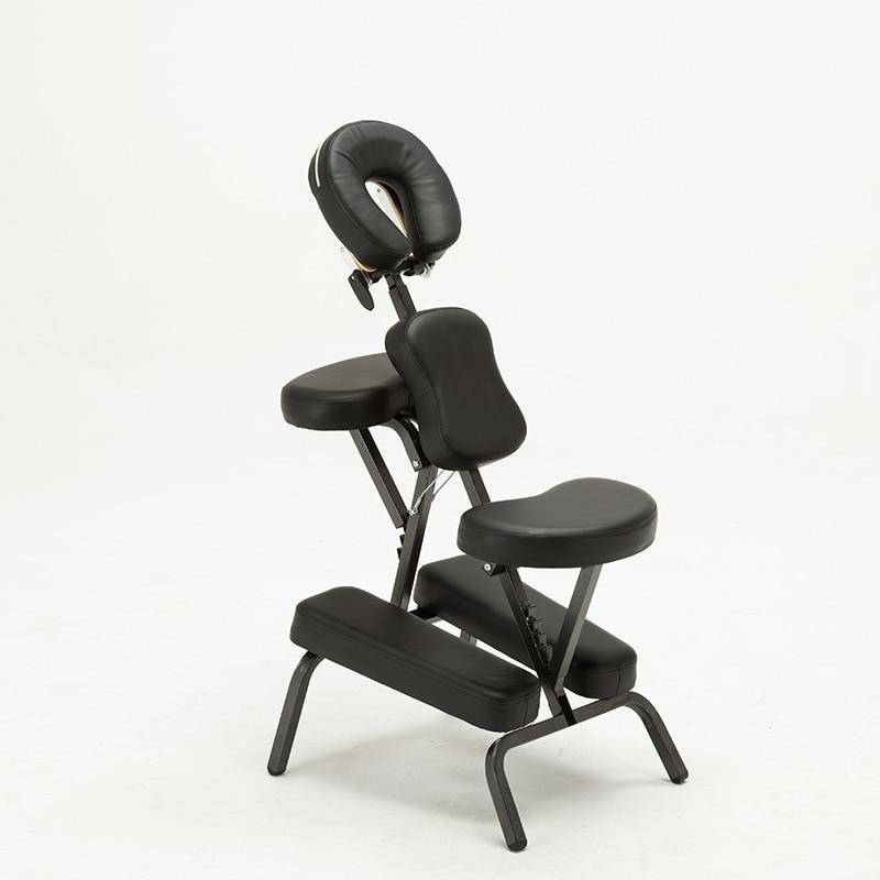 2019 Salon Chair Folding Adjustable Tattoo Scraping Chair Folding Massage Chair Portable Tattoo Chair Folding Beauty Bed Salon