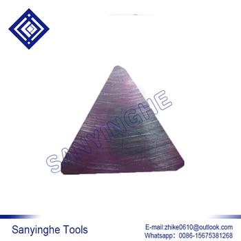 free shipping high quality sanyinghe 10pcs/lots YD101 TPKN2204PDFR cnc carbide turning  inserts cnc blade lathe turning tool