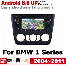 2 Din Car Multimedia Player For BMW 1 Series E81 E82 E87 E88 2004~2011 Android GPS Navigation Stereo Autoaudio Car DVD Player 2 din car multimedia player for bmw 5 series e39 1995 2003 android radio gps navigation stereo autoaudio car dvd player