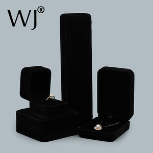 Elegant Black Velvet Jewellery