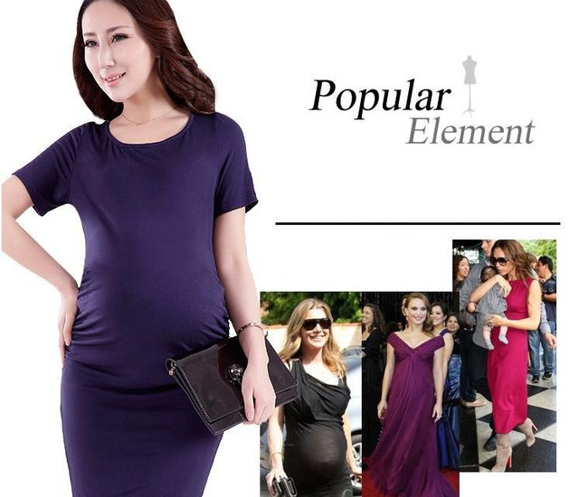 5cdeacd0a5c Summer Dresses for Pregnant Women Maternity Casual Dress Elastic  Photography Vestidos Sexy Maternity Clothes Pregnancy Clothing