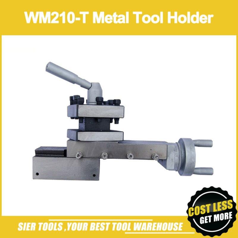 Free Shipping!/WM210-T Tool Holder/WM210/WM210V Metal Tool Post/lathe tool post machine tool