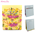 Latest Up to Date Calendar Design Painting Drawing Front Cover 120 Colors Nail Art Gel Polish Display Card Book Chart with Tips