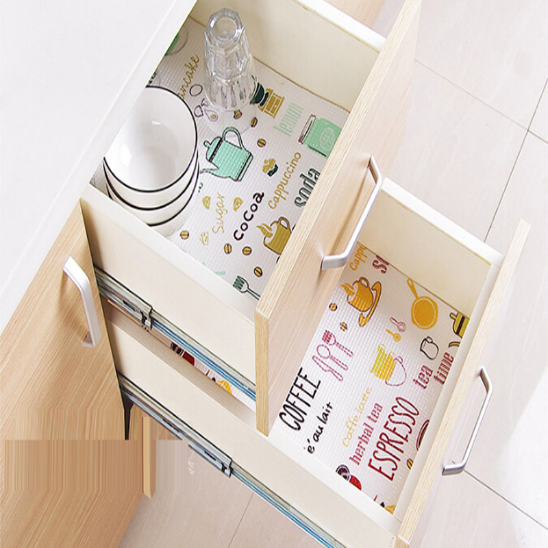 Table Mat Drawers Cabinet Shelf Liners