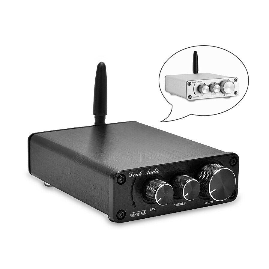 Mini TPA3116 Bluetooth HiFi Power Amplifier Stereo Home Audio Amp Treble BassMini TPA3116 Bluetooth HiFi Power Amplifier Stereo Home Audio Amp Treble Bass