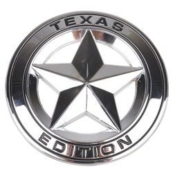 2019 World War II US Army Five-pointed Star Car Stick Free Passenger Metal Car Sticker Body Decoration Sticker To Disassemble