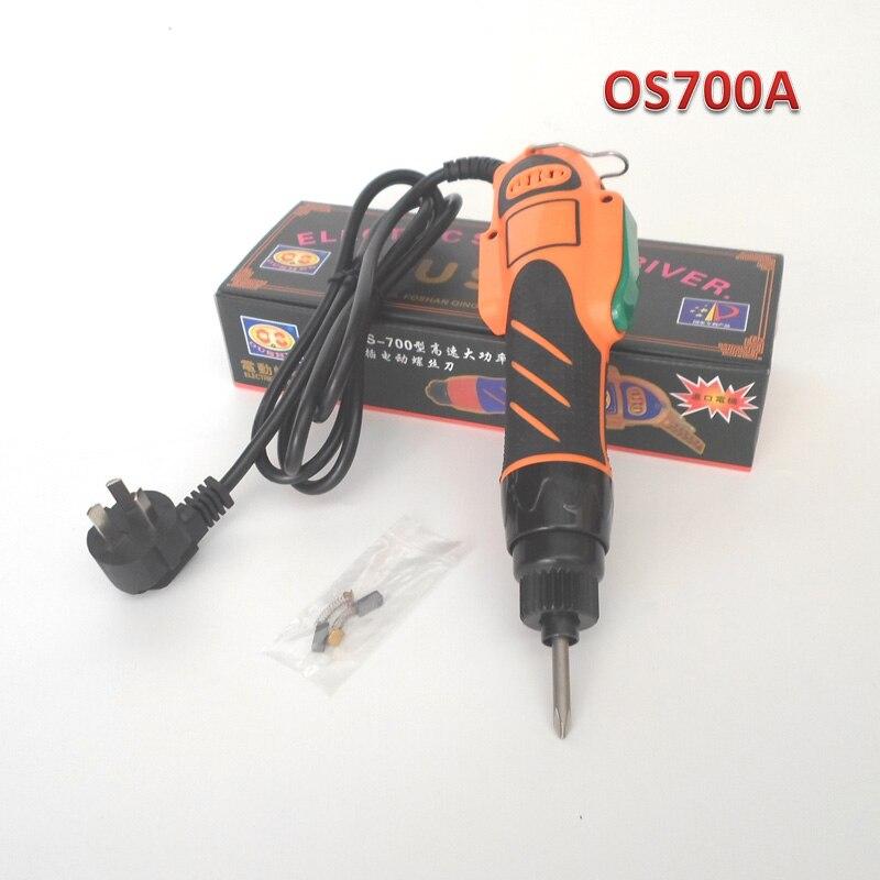 Cacciavite elettrico OS700A cacciavite elettrico 60 kg / f.cm - Utensili elettrici - Fotografia 2