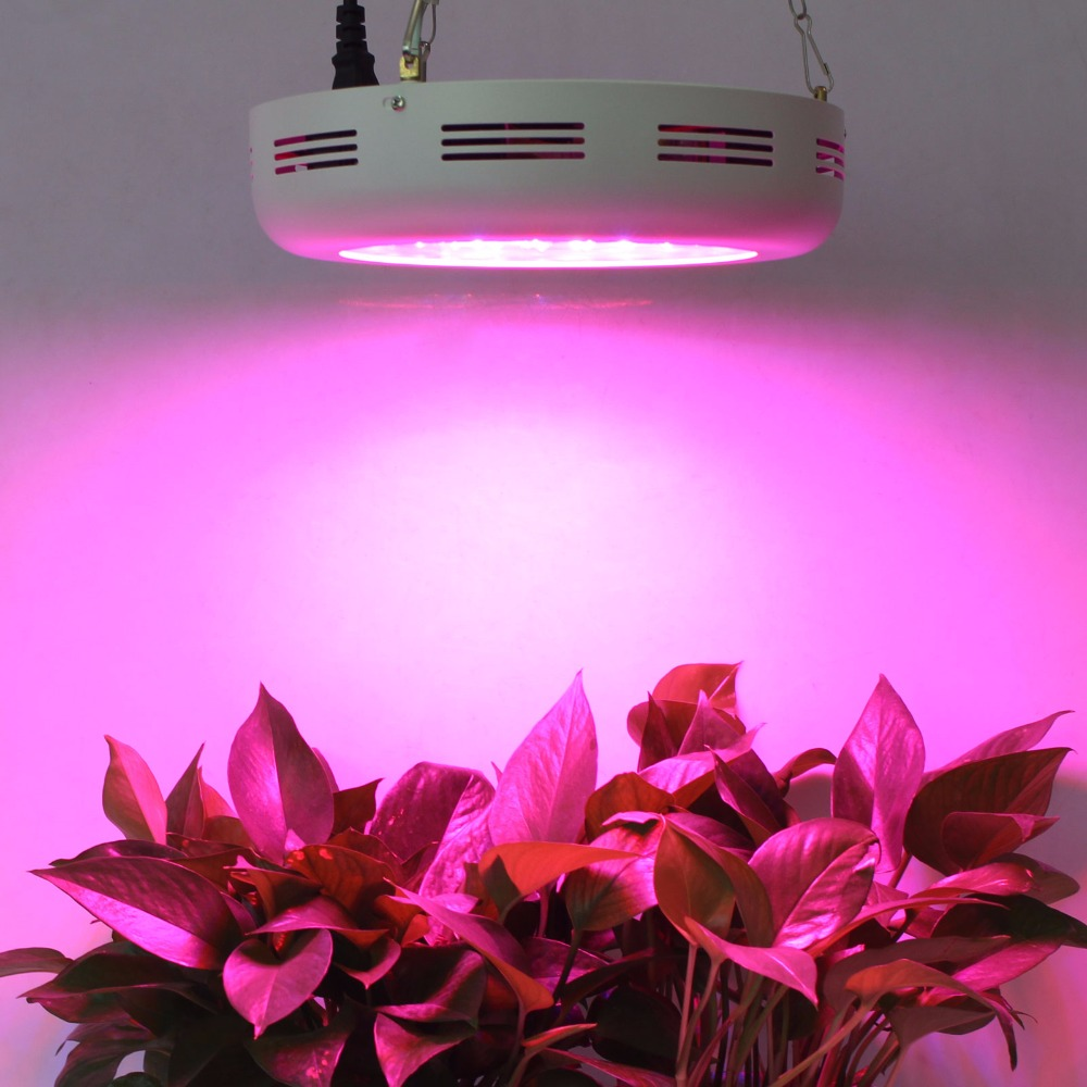 Full Spectrum UFO Led grow Light Panel 60pcs*3w Led Chips 180W for Hydroponic plants Veg&Flowering Growth Fast best led grow light 600w 1000w full spectrum for indoor aquario hydroponic plants veg and bloom led grow light high yield