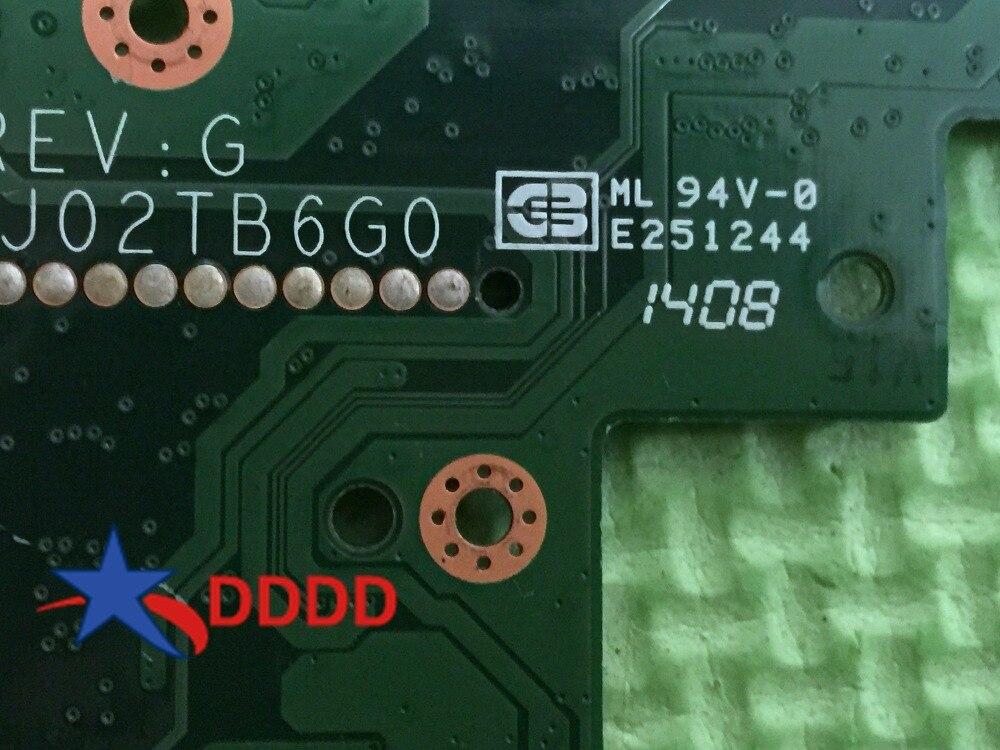 Original pour MSI U270DX LAN carte SD MS-1246A MS-1246 entièrement testé - 2