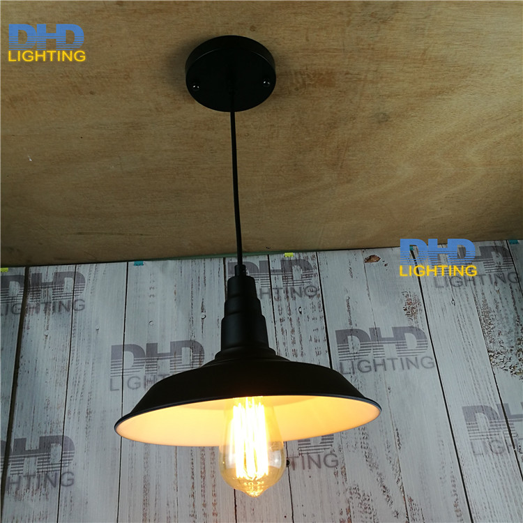 Free shippin painted industrial DIY RH Designer Loft American country industrial Warehouse Edison Vintage Ceiling Lamps for Home