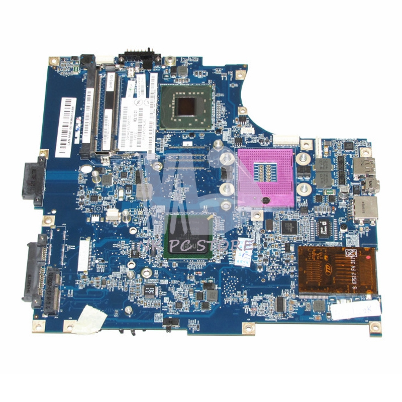 41R7886 Notebook PC Motherboard For Lenovo 3000 N200 Main board 15.4 Inch IEL10 LA 3451P DDR2 Free CPU