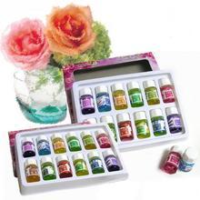 Set de 12 botellas de aceites esenciales con Aroma Natural para el hogar, 3ml para aromaterapia, 2 tipos de ambientadores solubles en agua