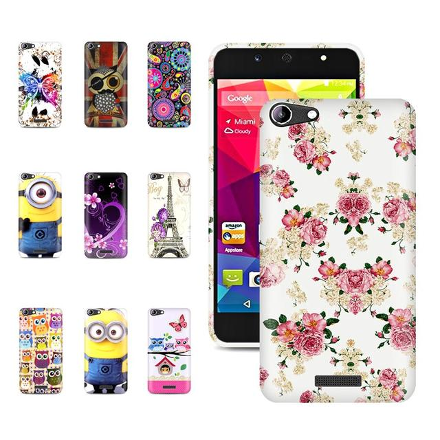 best cheap 157a5 4db61 US $1.99  Factory price ! Blu phone case Gossly Printed TPU Soft Gel Case  Back Cover For blu studio Energy II TPU Case cover with Gift-in Fitted  Cases ...