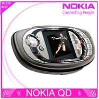 original unlocked Nokia N-gage QD Game mobile phone bluetooth multilingual Refurbished free shipping