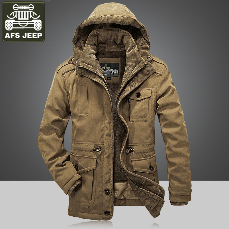 New Fashion Denim Jacket Cotton Men Casual Cowboy Jeans Jacket and Coats Military Style Male Clothing