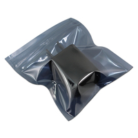 DHL Self Seal Moisture Proof Antistatic Shielding Bag With Zipper Top Anti Static Reclosable Pack Storage Pouch Zip Package Bags